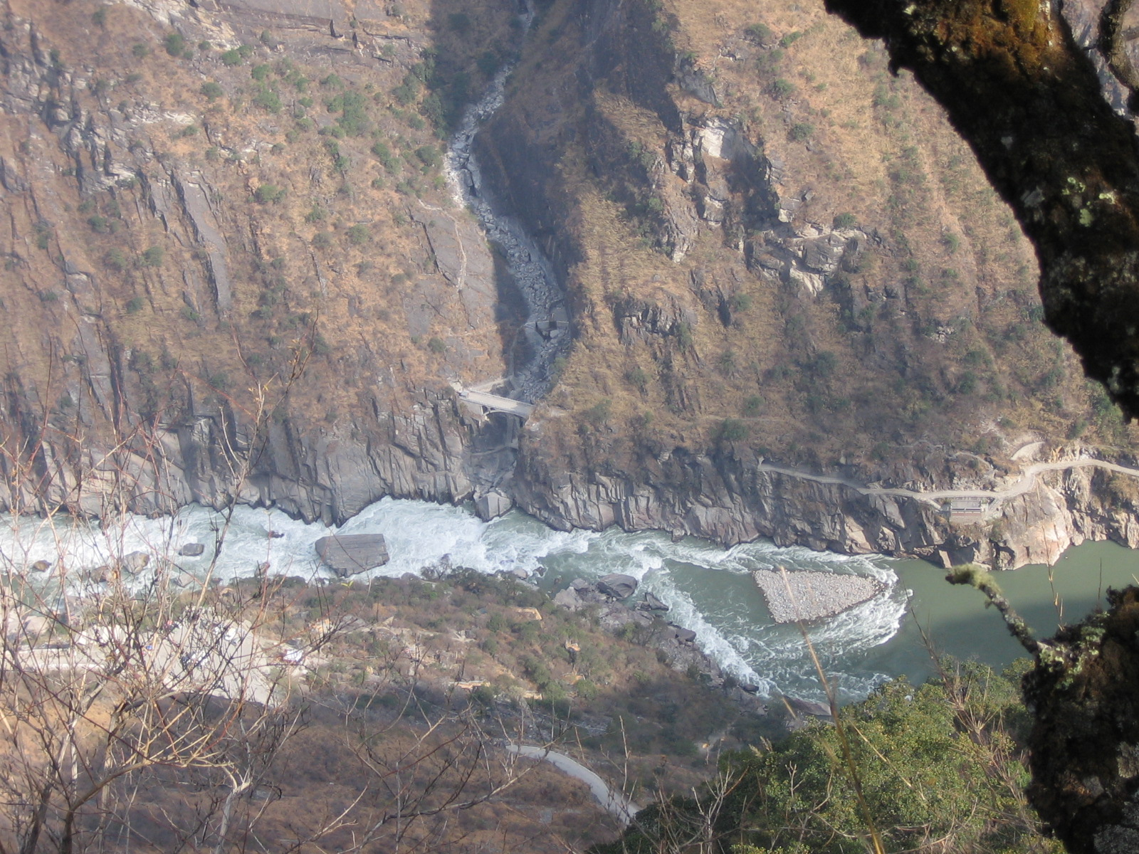 die Tiger Leaping Gorge
