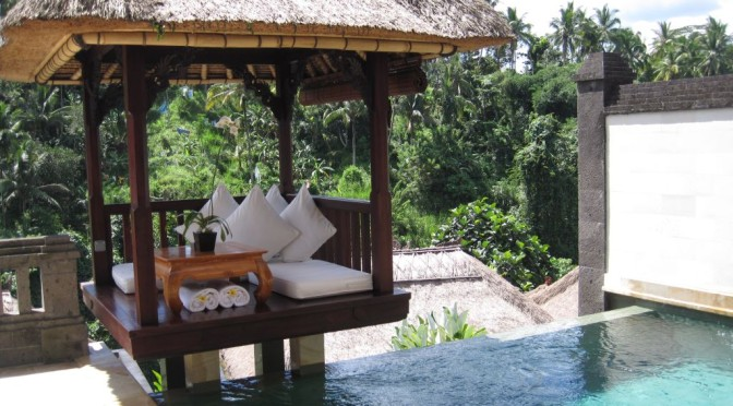 Viceroy, the perfect Honeymoon Hideway in Bali