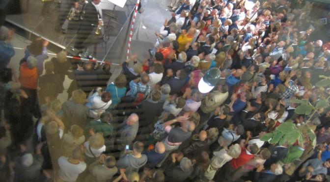Die UniCredit Festival Nacht verführte nicht nur zum Musik-Genuß