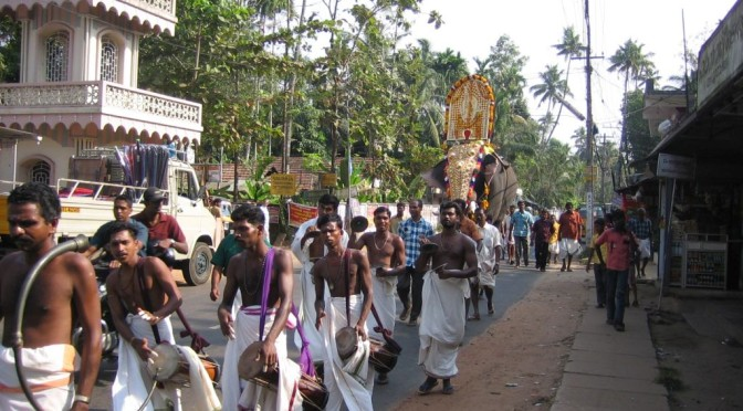Indische Besonderheiten und Festivitäten