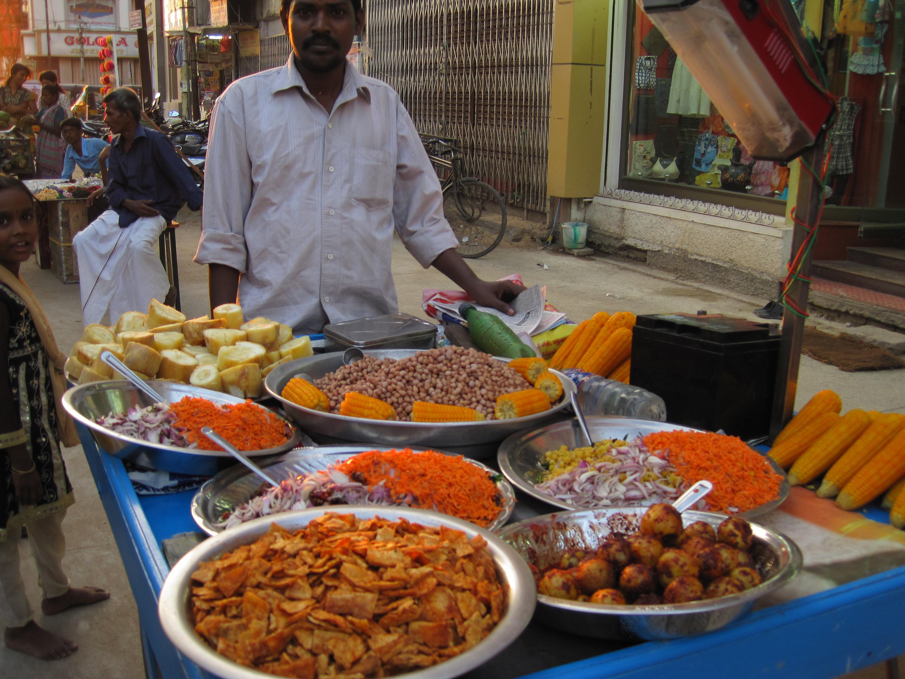 kulinarische Spezialitäten am Wegesrand