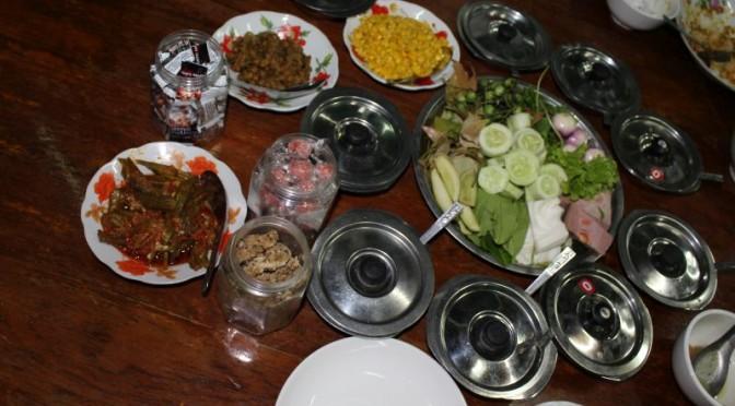 Traditionelle Kulinarik auf Burmesisch
