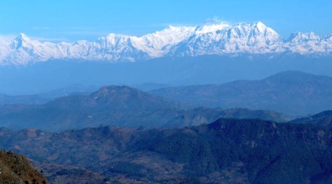 Traumhafter Himalaya-Vorgeschmack