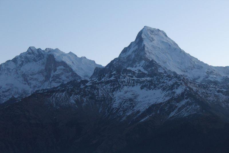 Machhapuchhare 6997 m