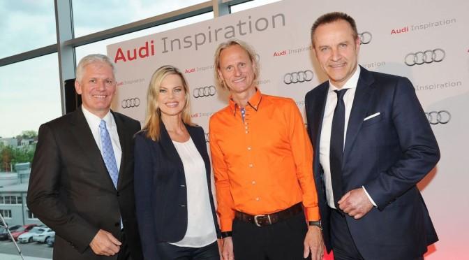 Audi Inspiration: Erfolg durch Liebe und Leidenschaft