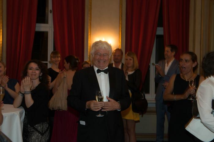 Jean-Jacques Annaud feierte seinen Cine Merit Award