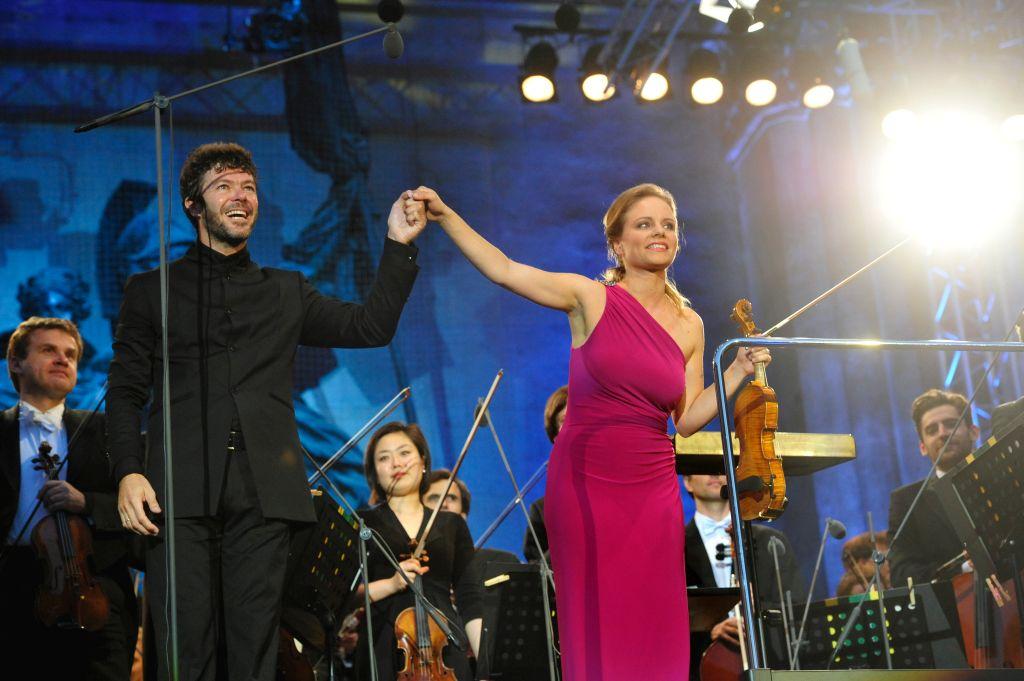 Klassik am Odeonsplatz Foto: Marcus Schlaf, 11.07.2015