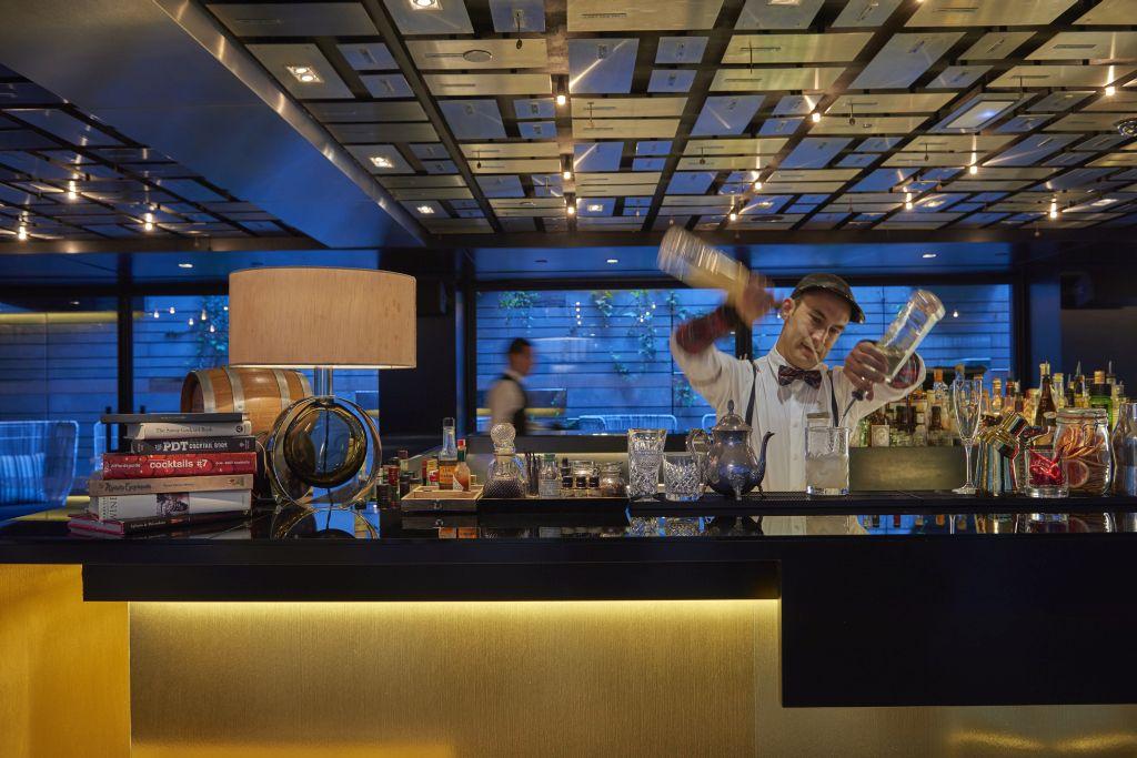 64.Mandarin Oriental, Barcelona - Bankers Bar1