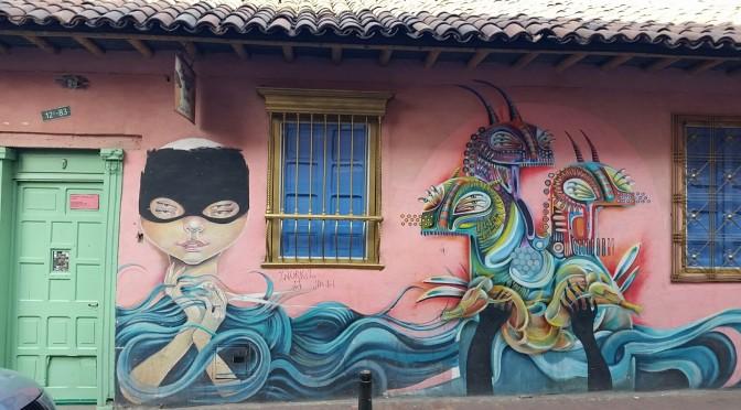 Von Bogotà in´s entspannte Villa de Leyva