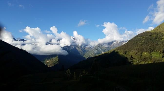 Atemberaubende Landschaften, schwindelerreregende Abgründe & der versäumte Choquequirao Trail