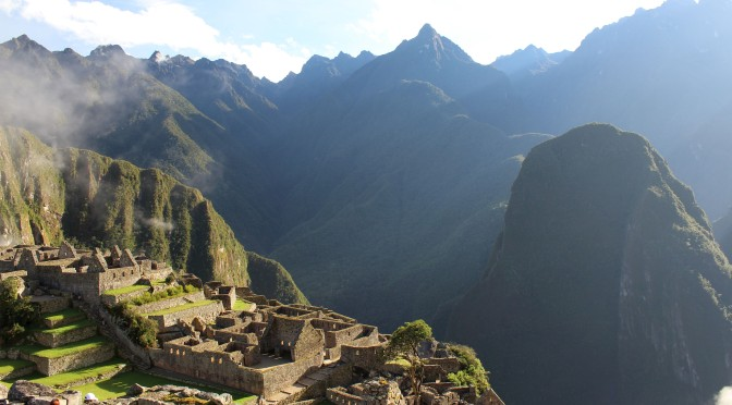 Zu schön, um wahr zu sein: Machu Picchu