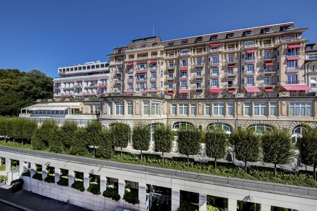 Foto: Lausanne Palace