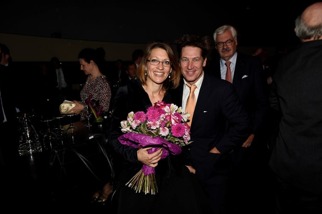 der Ehren-Eckart für Julia und Tobias Moretti