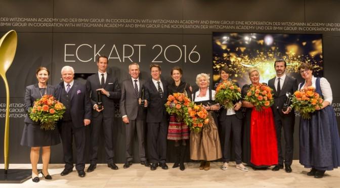 Die erste Liga der Gastronomie beim Eckart Witzigmann-Preis