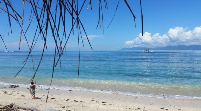 Sumbawa, Surf-Mekka und Heimat des Tambora-Vulkans, der das Weltklima veränderte