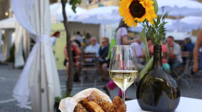 Genießen auf den Gourmet-Festivals Münchens