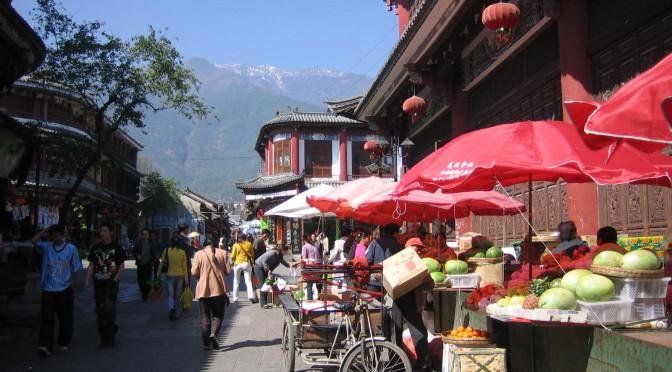 wunderschönes Dali, Yunnan SW ChinaTeil 3