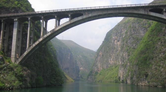 Kreuzfahrt des Schreckens beim 3 Schluchten Staudamm in ChinaTeil 6