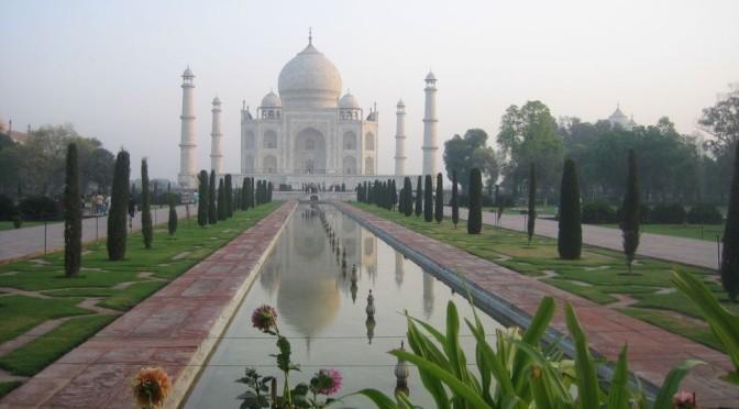 Von Rajastan zum Taj Mahal, dem friedlichsten Ort Indiens