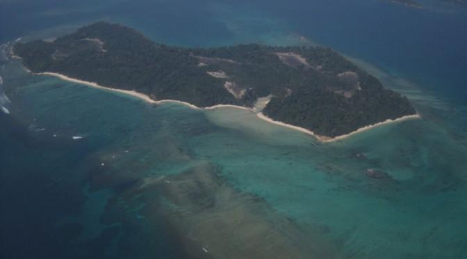 Sentinel Island, Andamanen