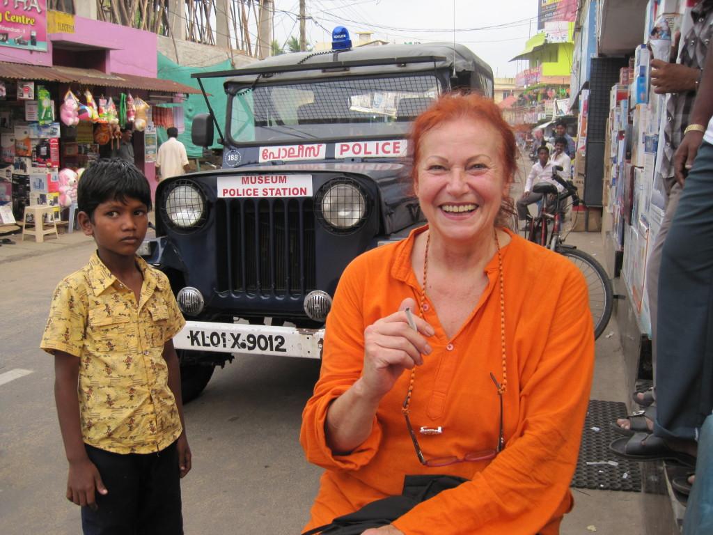 Edith in Kerala