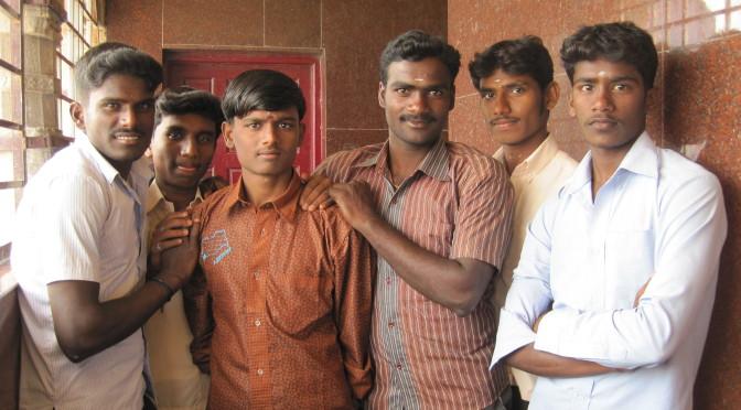 Indische Heilung in Kerala, Edith´s Abenteuer & Tempel in Tamil Nadu