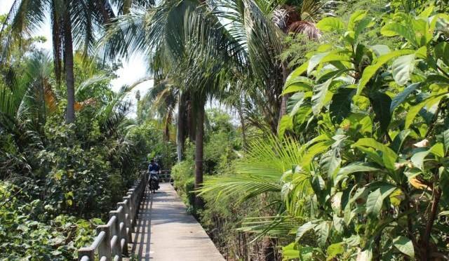 Das Tree House,  ein Refugium in der grünen Lunge Bangkoks
