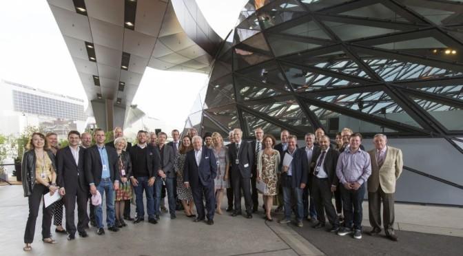 Neue Dimensionen in der Deutschen Küche, ein Symposium im Vorfeld des Eckart Witzigmann Preises