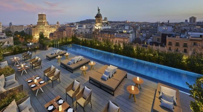 Verwöhnen à la Mandarin Oriental Barcelona