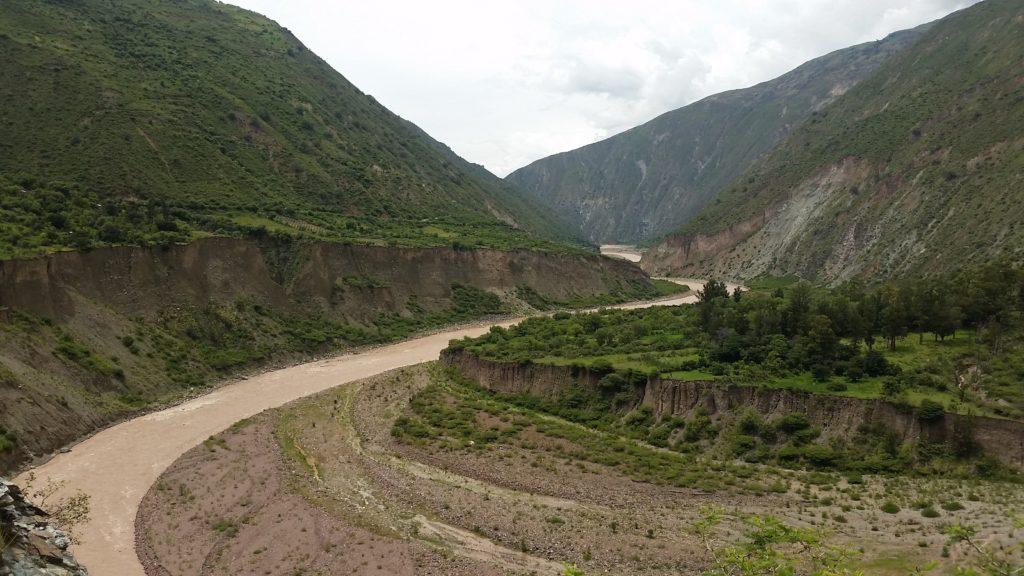 von Lima nach Ayacucho