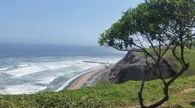 Wüste, Wein und Relaxen in Lima