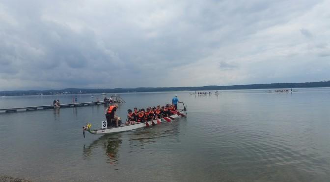 Drachenbootrennen 2016