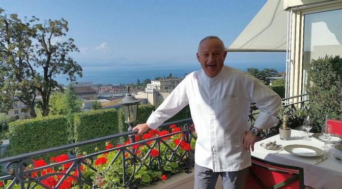 Edgard´s Paradies im Lausanne Palace