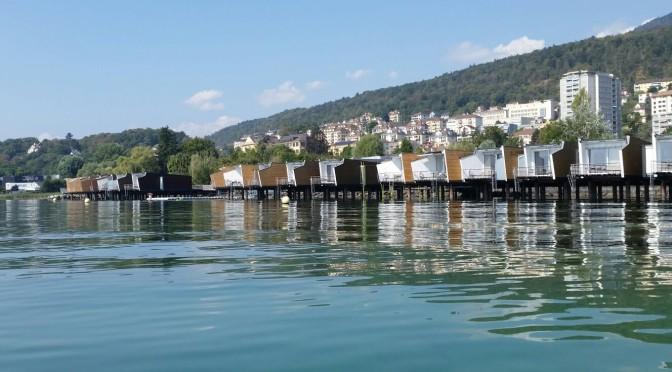 Yacht-Feeling de Luxe im Hotel Palafitte