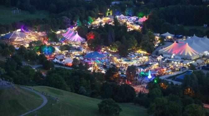 Die schönsten Sommer-Highlights in München