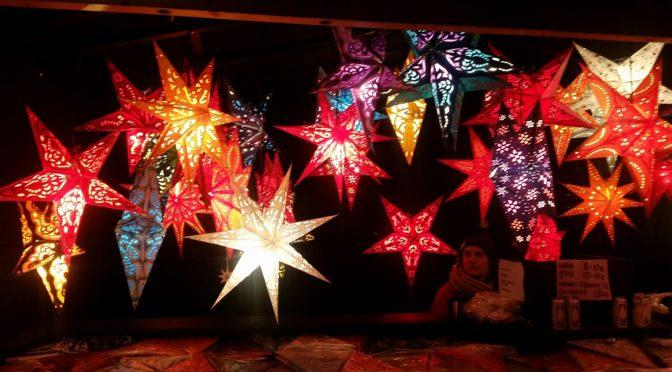 Weihnachtsmarkt-Entspurt auf dem Winter-Tollwood