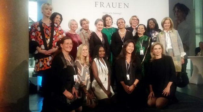 Was 200 Frauen bewegt, eine inspirierende Ausstellung in der Bayerischen Staatsbank