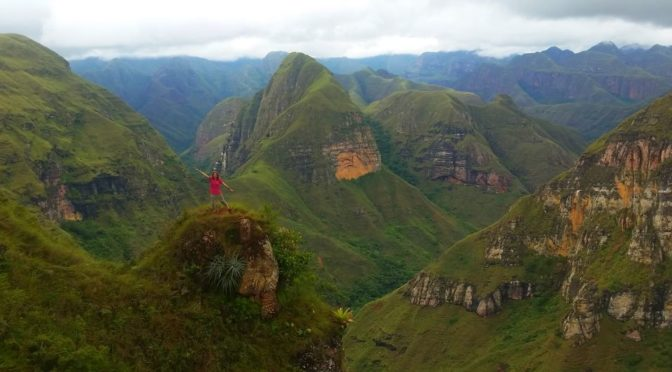 Samaipata, das entspannte Wanderparadies in Bolivien