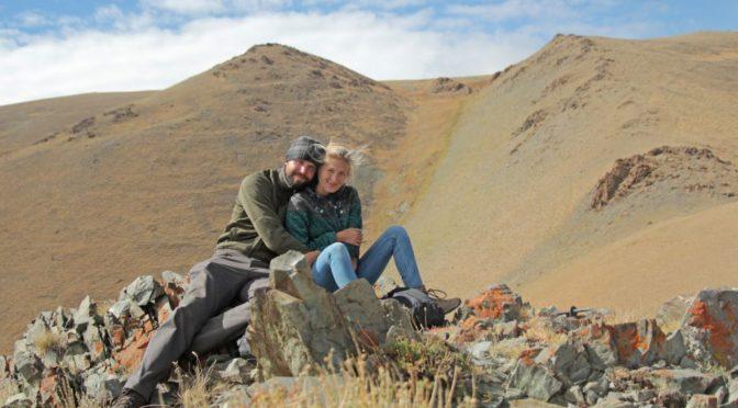 Abenteuer in´s Mongolische Nirgendwo vom Sofa aus erleben