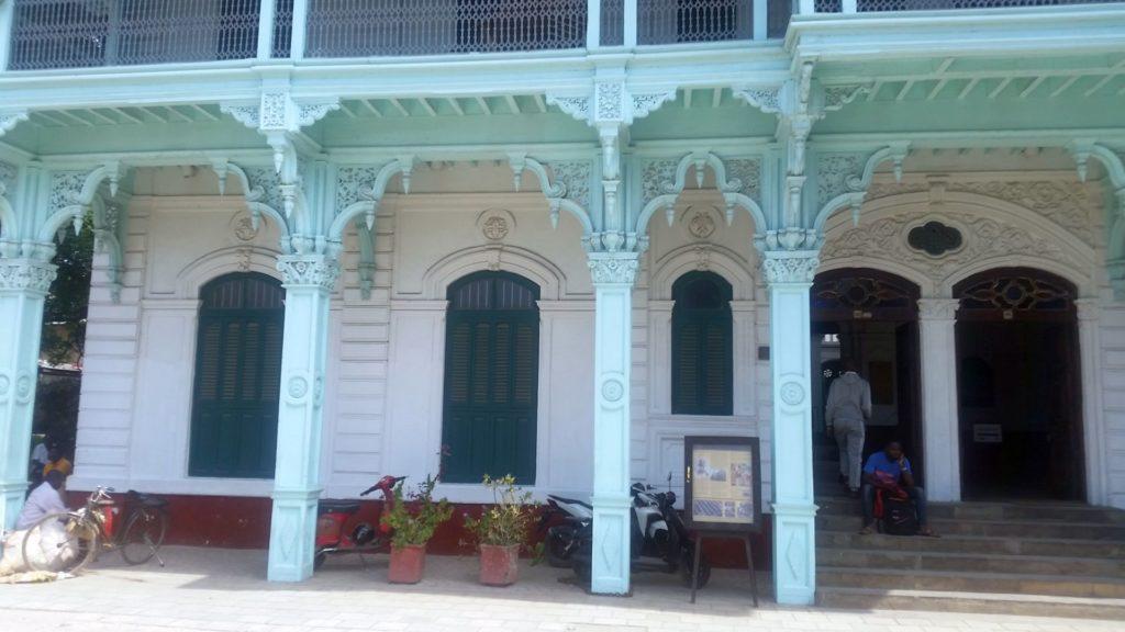Old dispensary, Sansibar