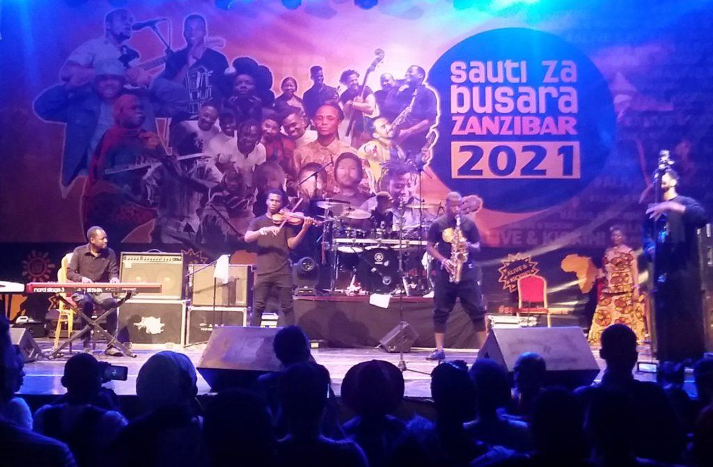 Sauti Za Busara Musikfestival
