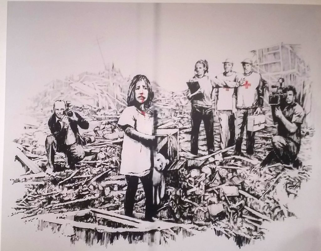 Banksy Ausstellung